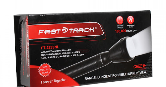 Best Flashlights Buy Online | Fast Track Electronics