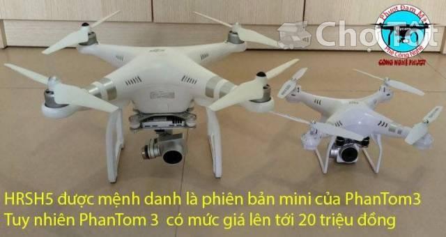 Flycam HRSH5 Camera full HD1080P