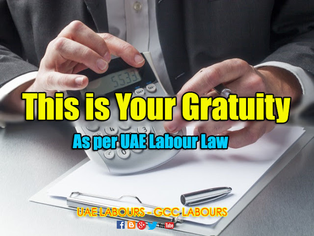 End of service benefits in uae, end of service gratuity in uae, end of service gratuity in dubai, end of service gratuity in Abu Dhabi, Leave salary, Gratuity Calculation as per Uae Labor law, Gratuity new law 2017, gratuity new law 2016, new gratuity rules in UAE, gratuity for Limited term contract, gratuity for unlimited contracts, gratuity for free zone companies, resignation and gratuity, termination and gratuity