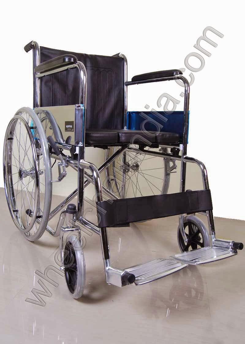 Wheelchair Commode Rainbow 6