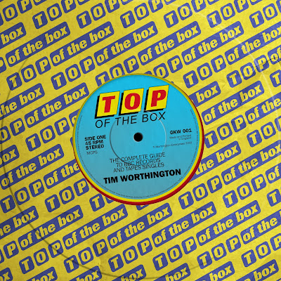 Top Of The Box by Tim Worthington - excellent cover art by Graham Kibble-White