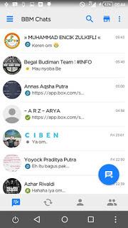 download bbm mod tema white terbaru