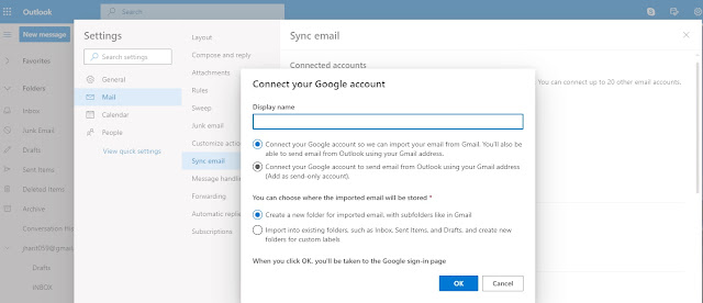 Connect Your Gmail Account