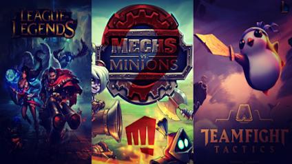 Riot Games hứa hẹn sẽ cho ra mắt hàng loạt những tựa game mới trong thời gian tới