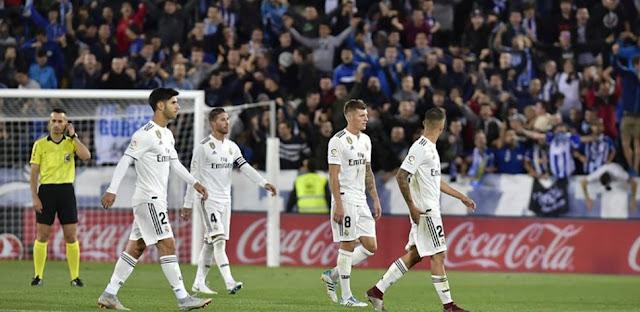 Prediksi Skor Real Madrid vs Valladolid 3 November 2018