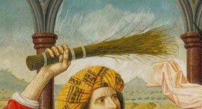 flagelacion azote latigo birching medieval tortura huguet louvre