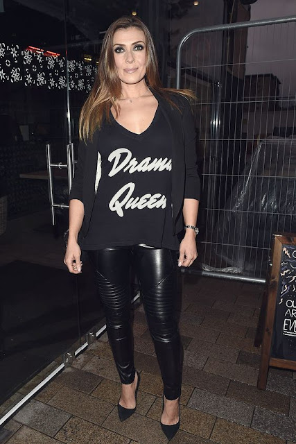 "Kym Marsh ""Drama Queen"" T shirt"