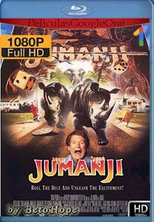 Jumanji [1995] [1080p BRrip] [Latino-Inglés] [GoogleDrive] RafagaHD