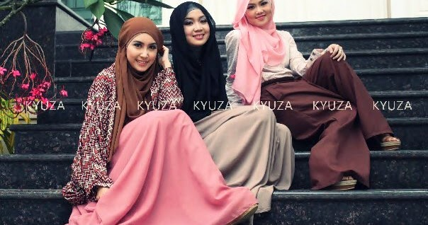 CARA PAKAI HIJAB JILBAB Tips Memilih Warna Jilbab