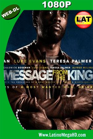 King: Una Historia de Venganza (2016) Latino HD WEBDL 1080P ()