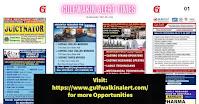 Fast Job Alert Gulf Classified Daily Paper Sep26