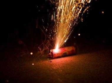 Castro Alves: MP-BA recomenda atuação policial contra fogos de artifícios ilegais