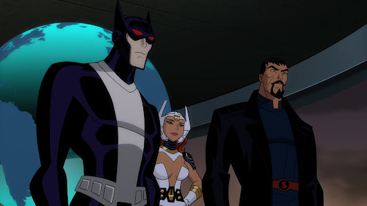 EXTRAS COMPLETIST - Justice League: Gods & Monsters