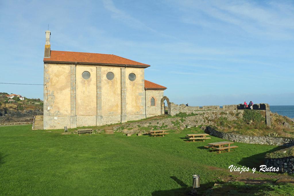 Ermita de santa Catalina, Mundaka