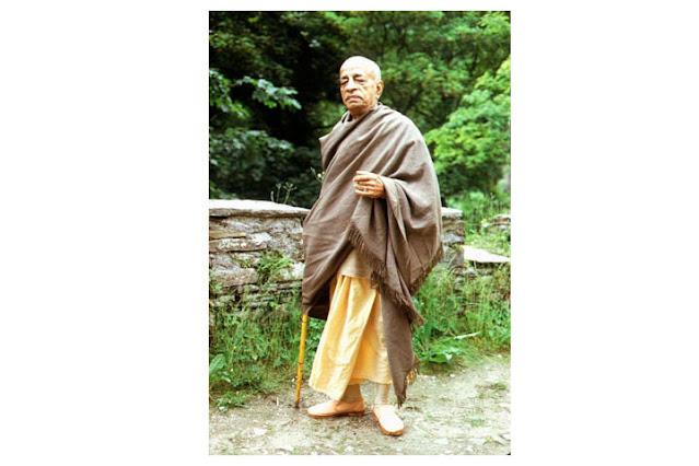 A. C. Bhaktivedanta Swami Prabhupada Quotes, A. C. Bhaktivedanta Swami Prabhupada / Hare Krishna Inspirational Quotes / Teaching (ISKCON),