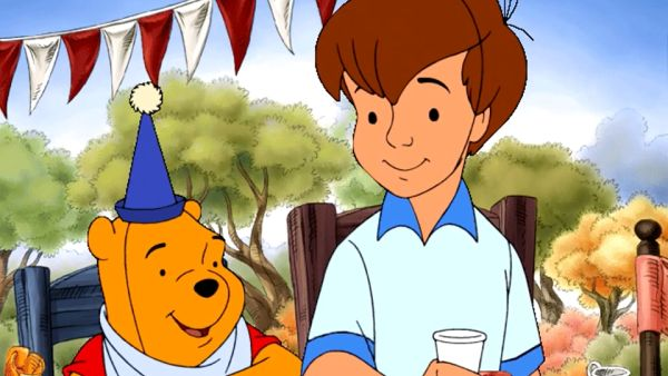 Disney's Winnie the Pooh Preschool Adventure Game