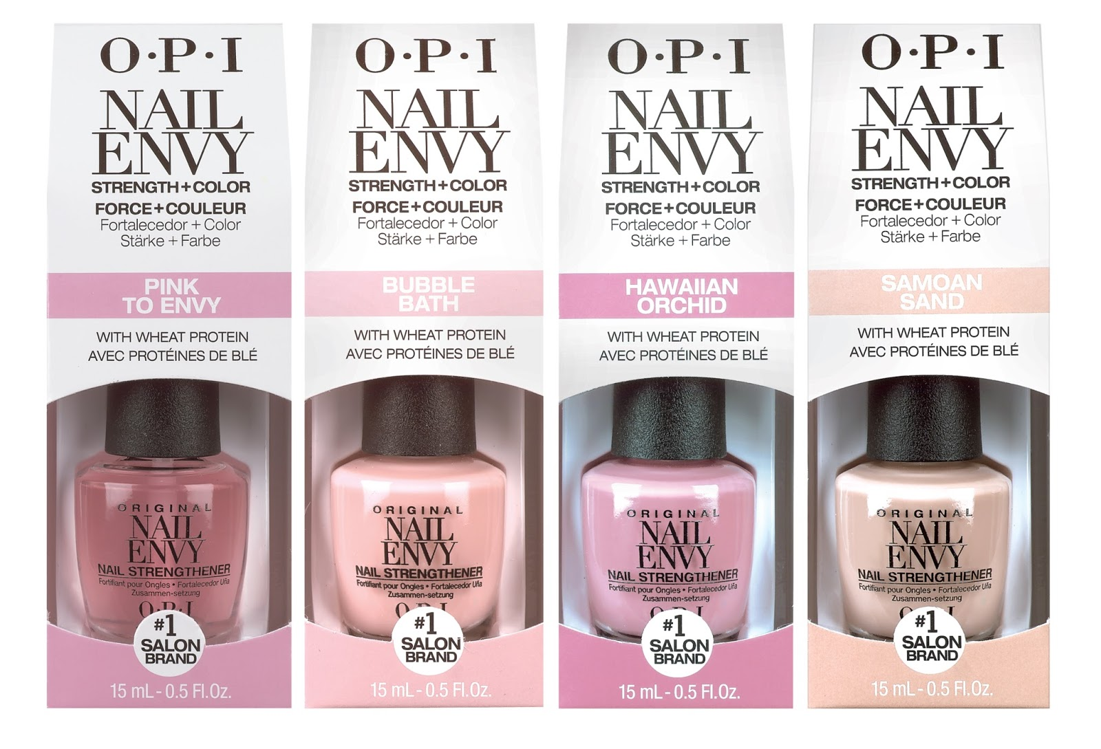Never Enough Nails: OPI Nail Envy, now in color!!!