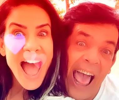 Morre o irmão de Scheila Carvalho e dançarina se despede: 'céu está em festa'