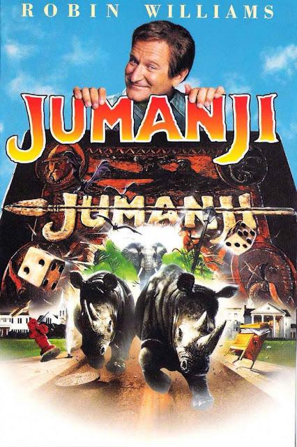 Jumanji เกมดูดโลกมหัศจรรย์(1995)