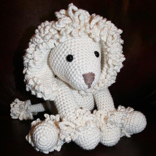 Crochet Poodle - Free Pattern