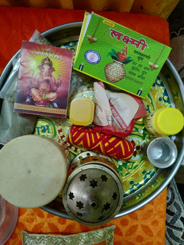 Eco friendly Ganesh Chaturthi Decoration Puja Materials Mumbai