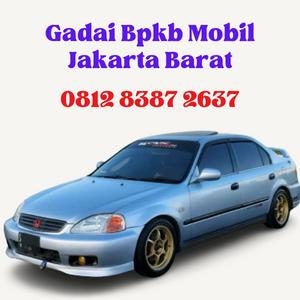 Gadai Bpkb Mobil Jakarta Barat