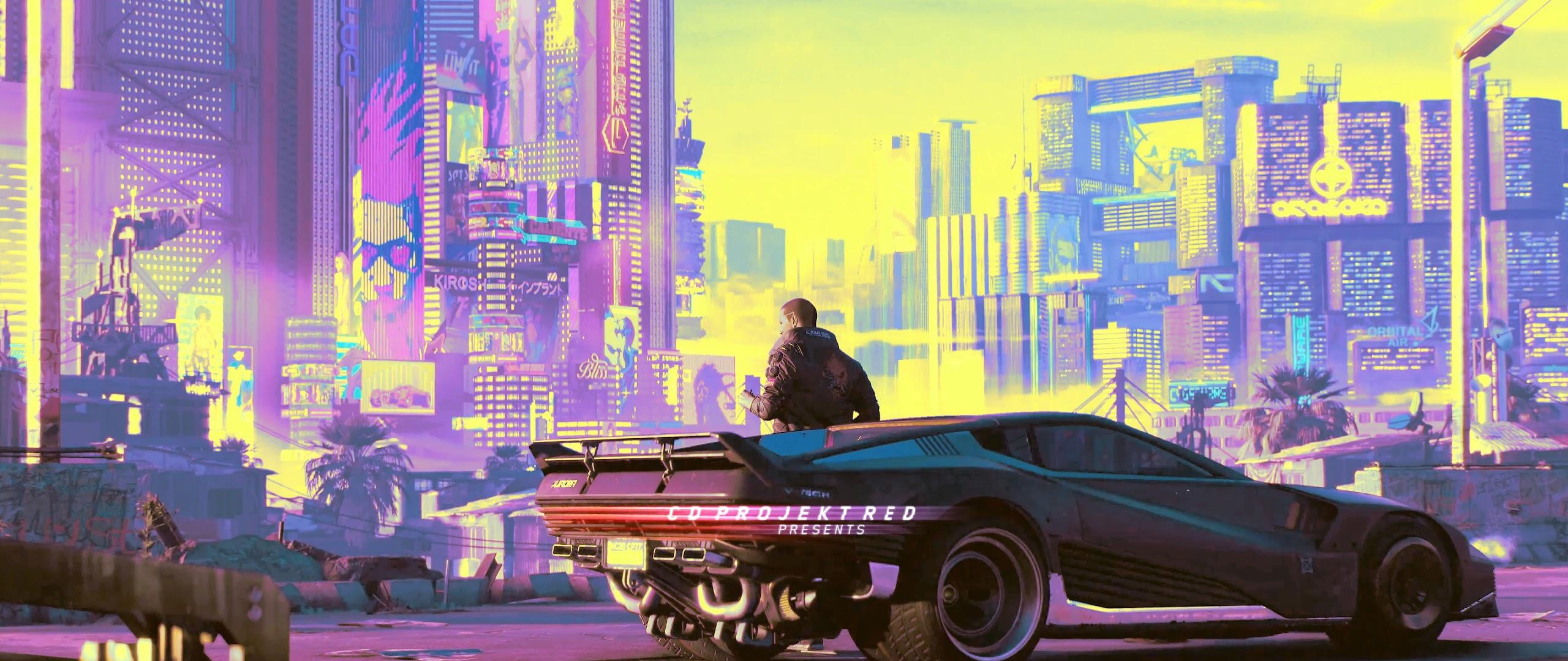 Cyberpunk 2077, V, Car, Quadra V-Tech, 4K, #46 Wallpaper