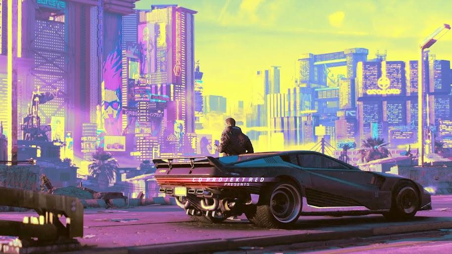 Cyberpunk 2077 v car quadra v tech 4k 46 wallpaper - Cyberpunk 2077 wallpaper 4k ...