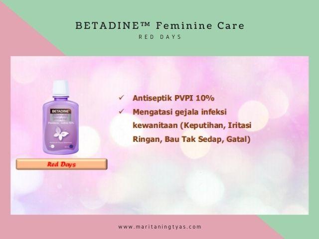 produk betadine untuk menstruasi