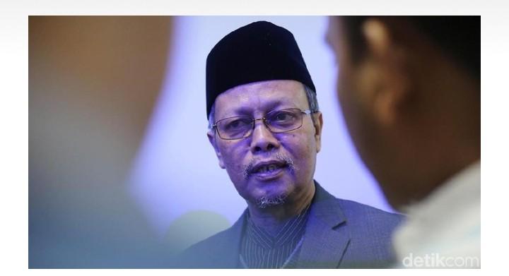 Menguras Air Mata, Ini Puisi Dr Anwar Abbas untuk Professor Yunahar Ilyas