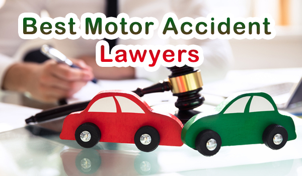 Best Motor Accident Lawyers