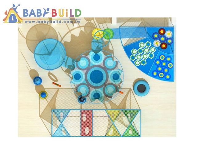 BabyBuild 彩虹網