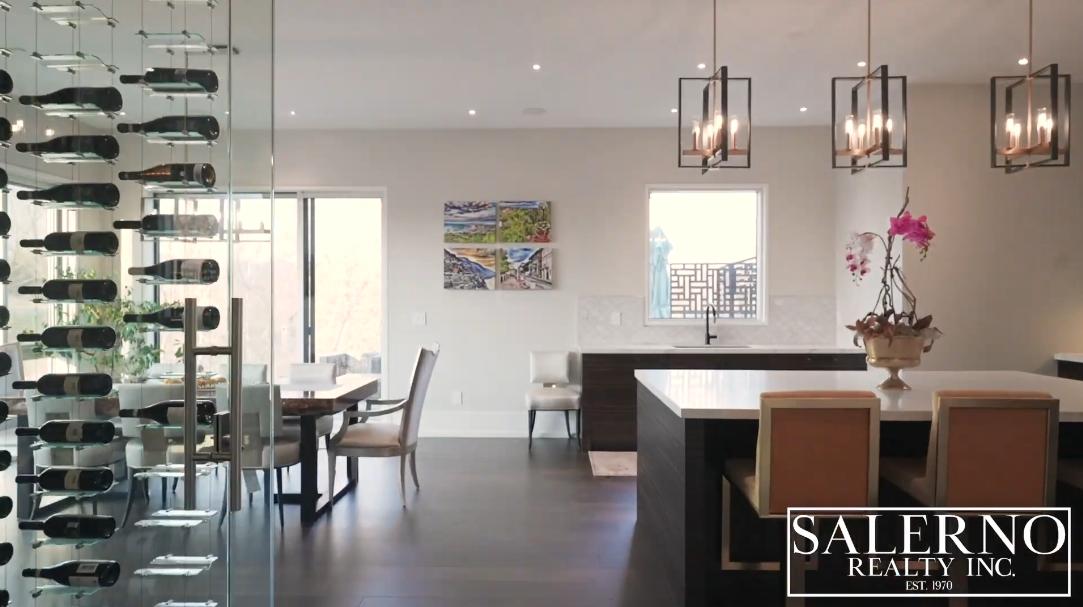 68 Interior Design Photos vs. 5336 Langstaff Rd, Woodbridge, ON Luxury Home Tour