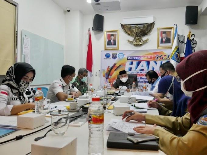 Pemkot Depok Dukung BNN Realisasikan P4GN