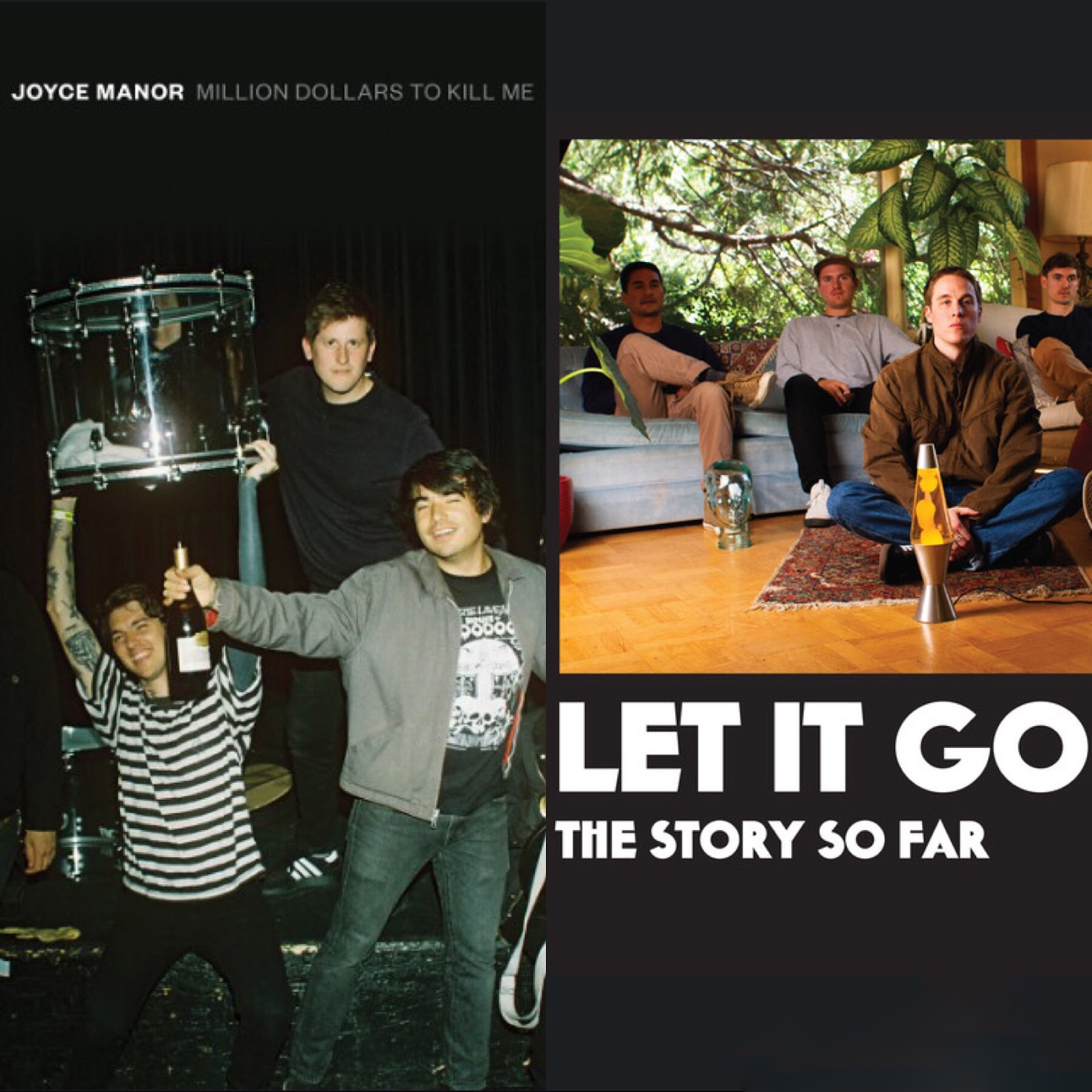NMF Double Track Review: Joyce Manor/The Story So Far