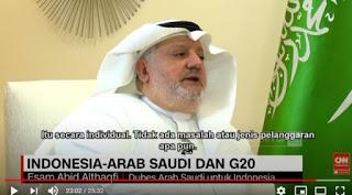 Kebohongan Pejabat RI Terkait HRS Terbongkar, Rezim Jokowi Buruk di Arab Saudi