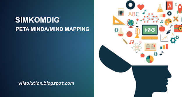 peta minda - mind mapping yiisolutions