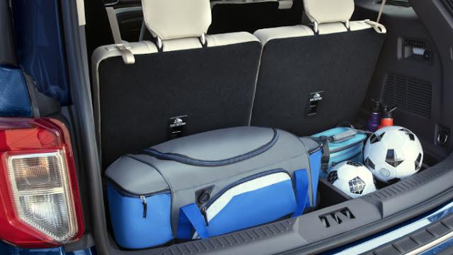Essai du Ford Explorer 2021