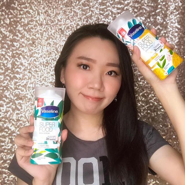 Vaseline Superfood Skin Serum