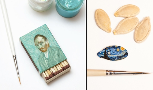 00-Salavat-Fidai-Салават-Фидаи-Miniature-Paintings-on-Matchboxes-and-Pumpkin-Seeds-www-designstack-co