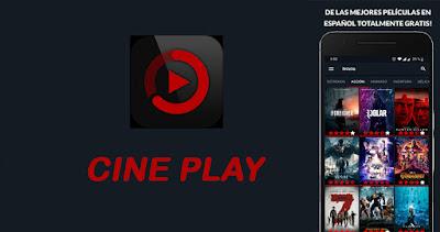 Cineplay! Películas, series, novelas, animes y programas de televisión en vivo (TV en Vivo)