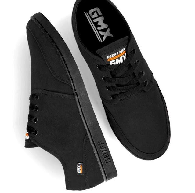Authentic All Black