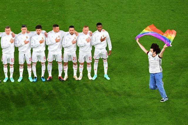 Germany 2:2 Hungary