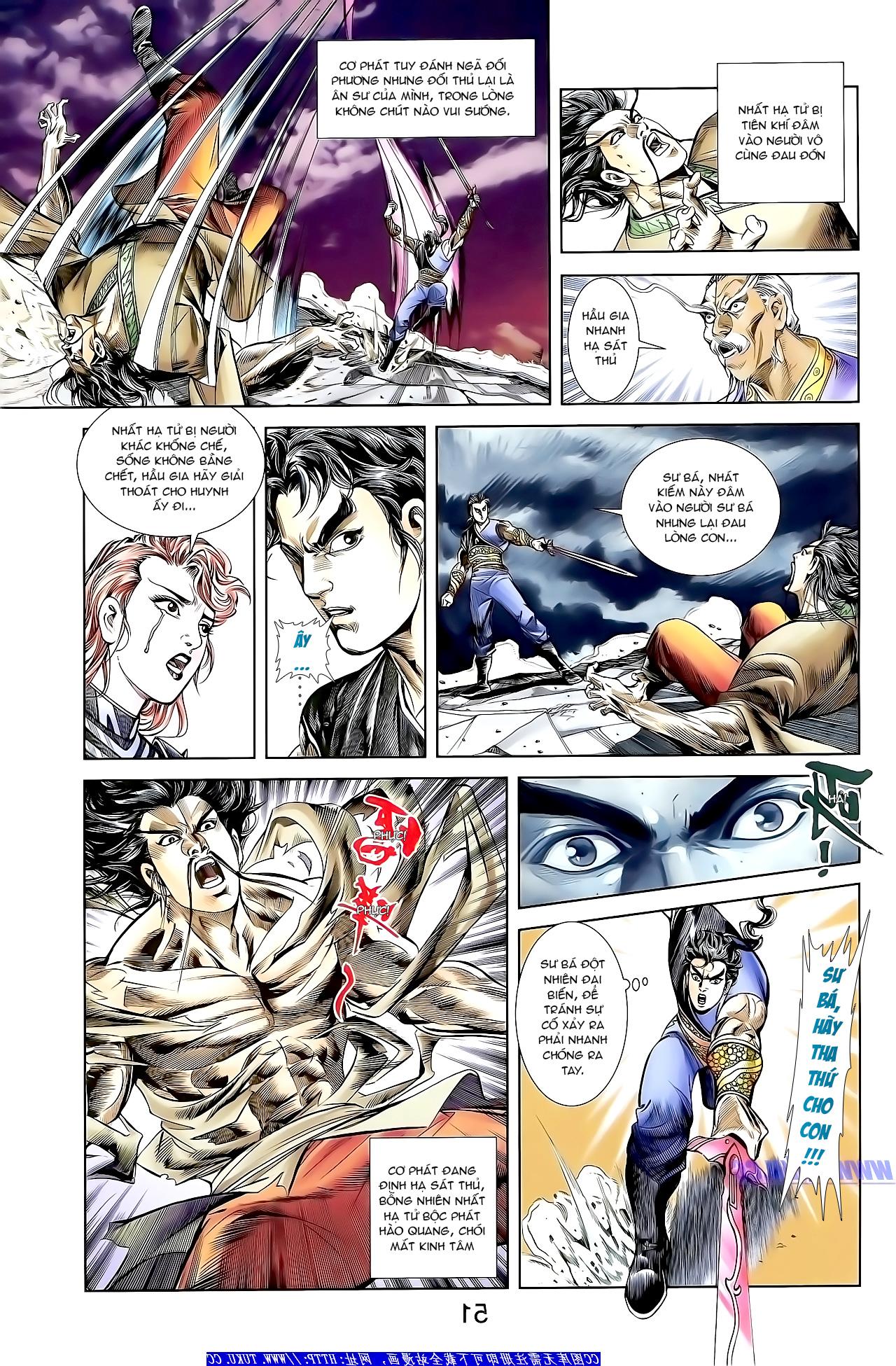 Cơ Phát Khai Chu Bản chapter 157 trang 16