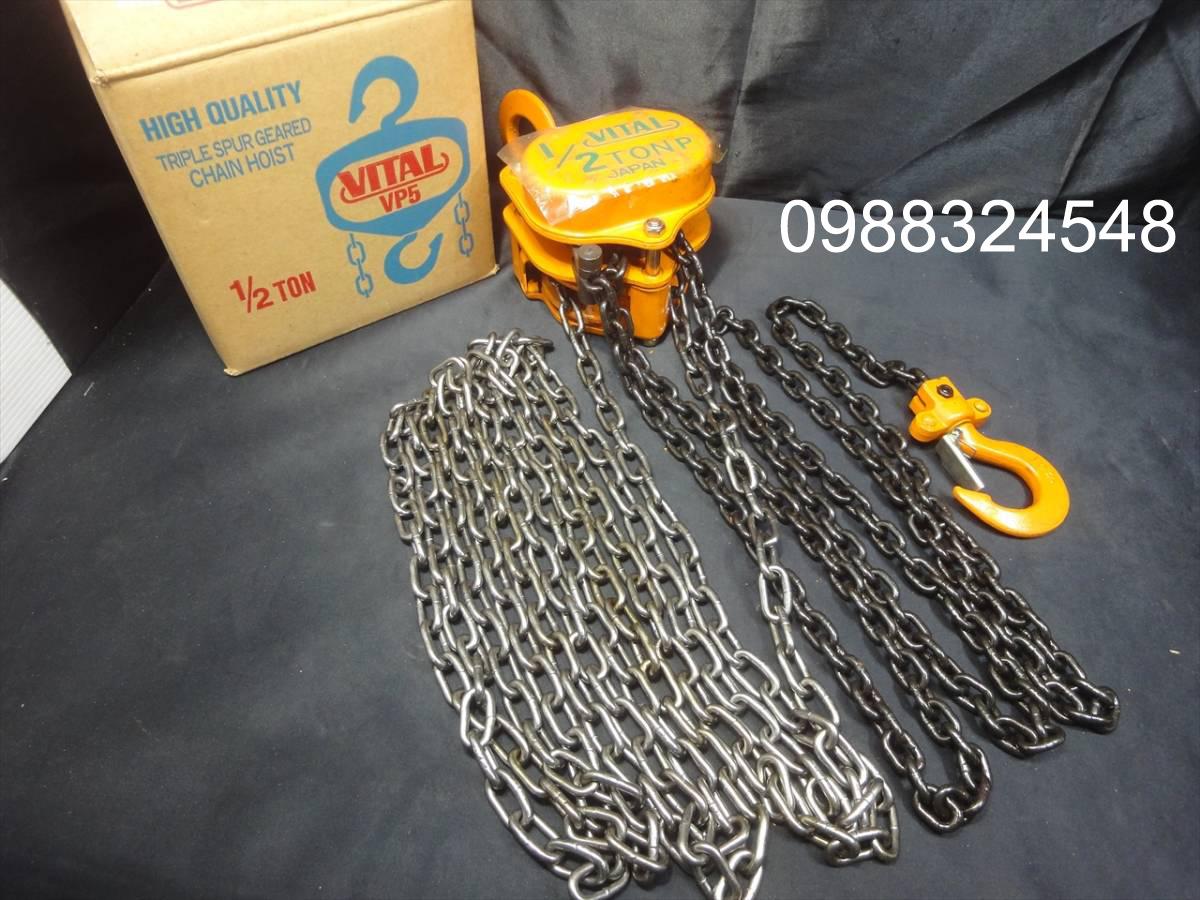 palang kéo tay Vital VP5-05 500kg