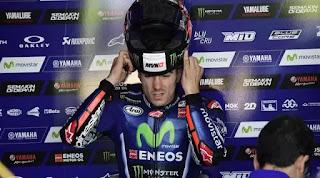 Curhatan Vinales Tak Yakin Juara Gara-gara Motor-nya Melempem