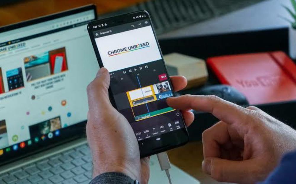 El Nuevo Editor De Videos De Adobe para Android - Premiere Rusch
