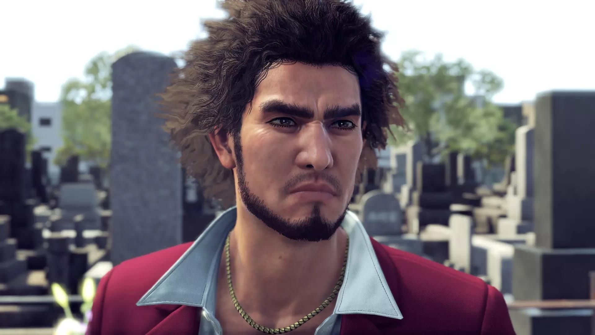Xbox & Bethesda Games Showcase 2021 - Yakuza Like a Dragon