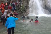 Tenggelam di Air Terjun, Gadis 18 Tahun di Sumbawa Barat Ditemukan Tidak Bernyawa