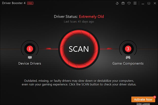 Driver Booster 4.4.0.512 Terbaru